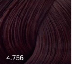 Перманентный крем-краситель для волос Expert Color (8022033103659, 4/756, шатен махагоново-фиолетовый, 100 мл), Bouticle (Россия)  - Купить