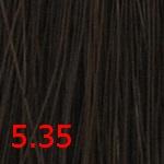 Купить Стойкая крем-краска Superma color (3535, 60/5.35, светло-каштановый шоколадный, 60 мл, Бежево-коричневые тона), FarmaVita (Италия)