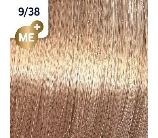 Koleston Perfect NEW - Обновленная стойкая крем-краска (81650870, 9/38, Светлая сепия, 60 мл, Базовые тона)