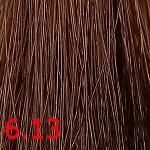 Перманентная крем-краска Ollin N-JOY (396253, 6/13, Темно-русый пепельно-золотистый, 100 мл, Базовые оттенки) фото