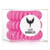 Резинка-браслет для волос Hair Bobbles HH Simonsen (20012, Pink, 3 шт, Розовая)