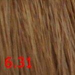 Купить Стойкая крем-краска Superma color (3631, 60/6.31, темный блондин золотисто-пепельный, 60 мл, Бежево-коричневые тона), FarmaVita (Италия)
