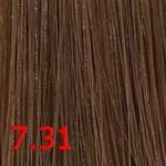 Купить Стойкая крем-краска Superma color (3731, 60/7.31, блондин золотисто-пепельный, 60 мл, Бежево-коричневые тона), FarmaVita (Италия)