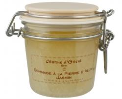 Пилинг для тела с квасцовым камнем и ароматом янтаря Gommage Pierre d'Alun Ambre фото
