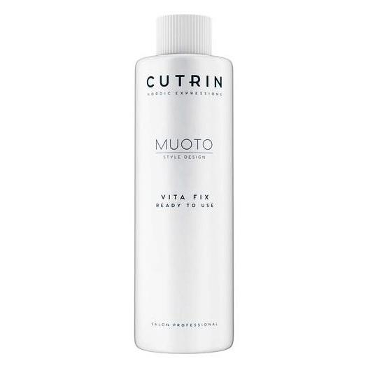 Купить Готовый к использованию нейтрализатор для осветленных или обесцвеченных волос Vita Fix, Cutrin (Финляндия)