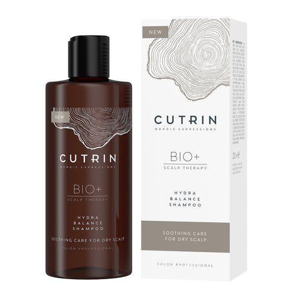 Купить Шампунь для увлажнения кожи головы Hydra Balance Bio+ (250 мл, CUD06-55000), Cutrin (Финляндия)