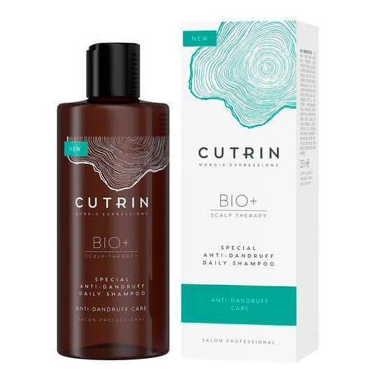 Купить Шампунь для ежедневного применения против перхоти Special Bio+, Cutrin (Финляндия)
