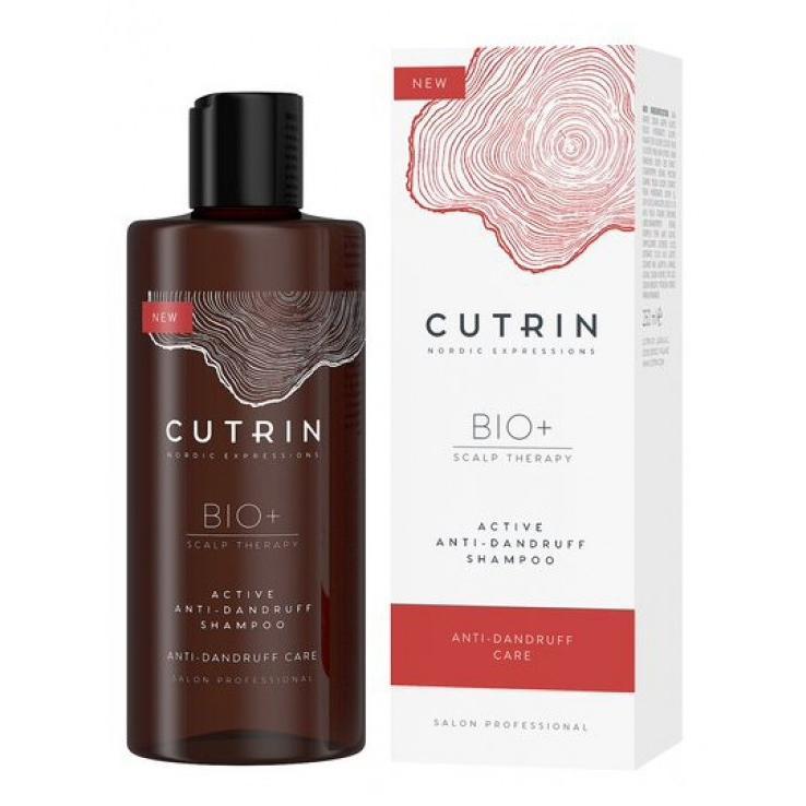 Купить Шампунь против перхоти Active Bio+, Cutrin (Финляндия)