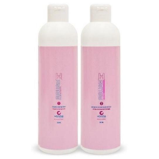 Купить Мини-наборы H-Brush B. tox Pink (HT_516, 2*250 мл), Honma Tokyo (Япония/Бразилия)
