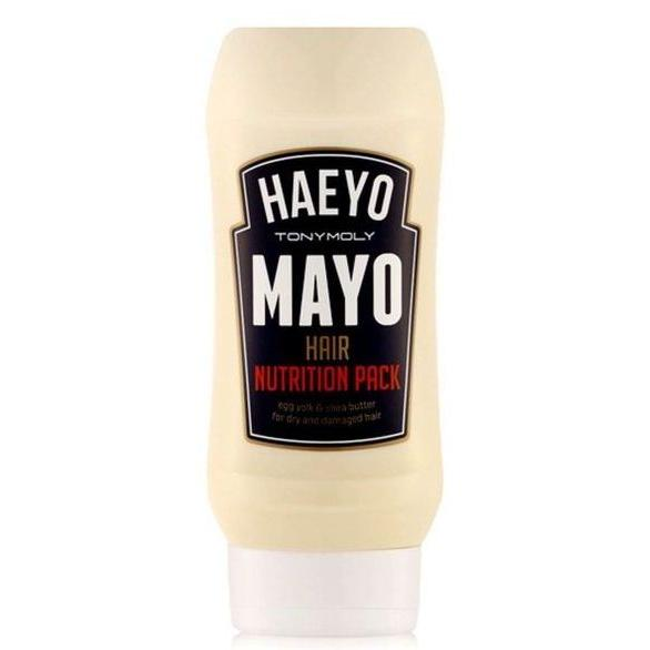 Купить Питательная Маска для волос Haeyo Mayo Hair Nutrition Pack3, TonyMoly (Корея)