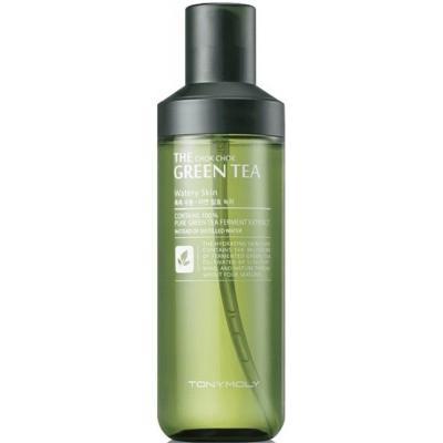 Купить Тонер для лица The Chok Chok Green Tea Watery Skin, TonyMoly (Корея)