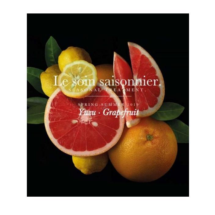 Купить Эссенция с ароматом Грейпфрут-Юзу Evasion sensorielle yuzu (130058, 50 мл), Sothys (Франция)