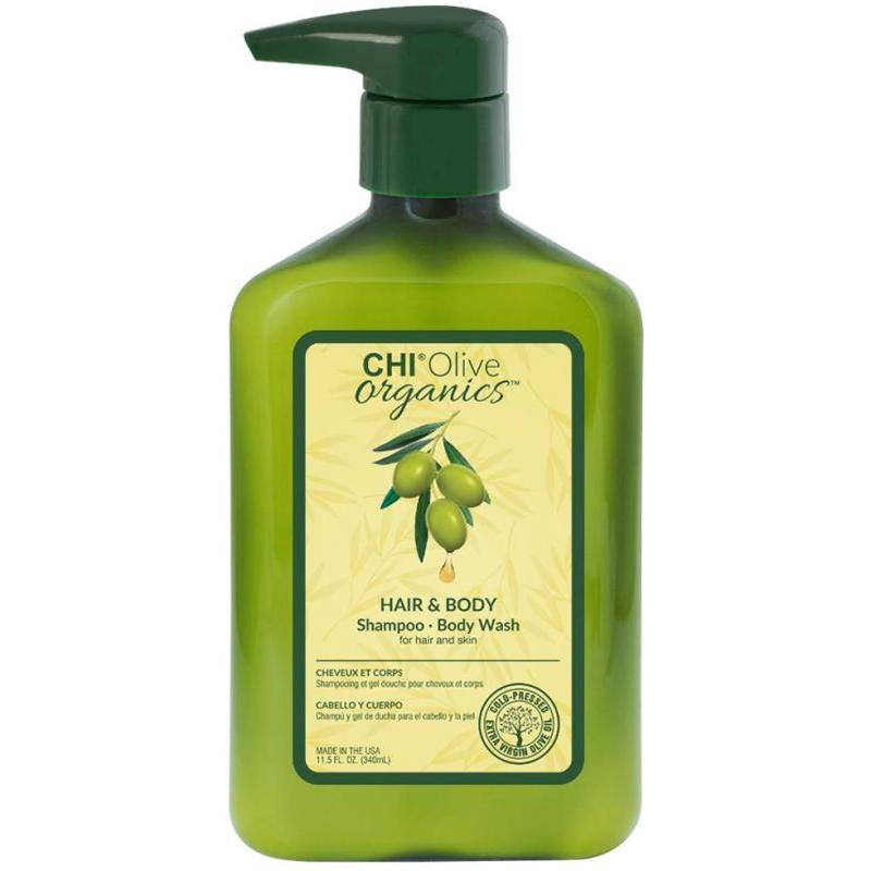Купить Шампунь для волос и тела Olive Organics (CHIOSB1, 30 мл), Chi (США)