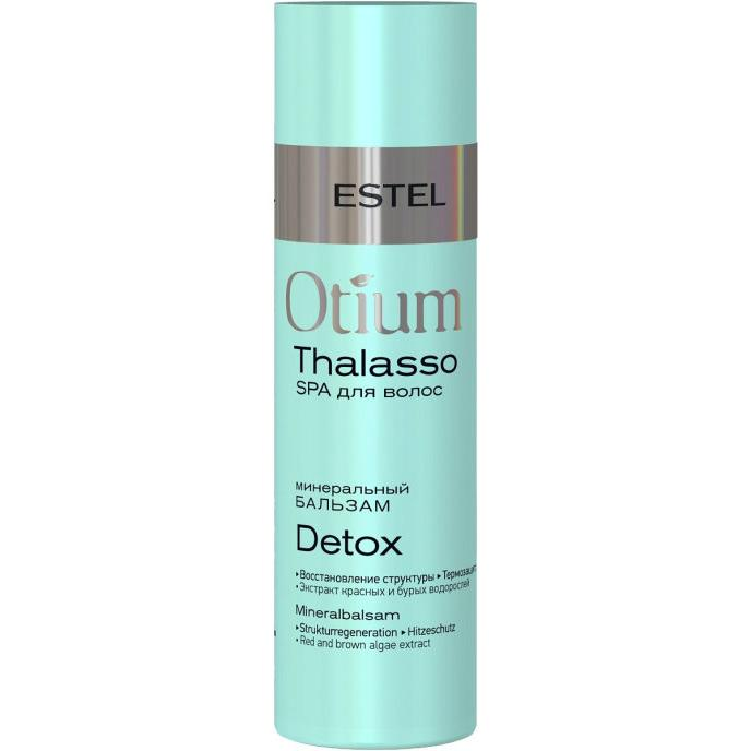Минеральный бальзам для волос Otium Thalasso Detox фото