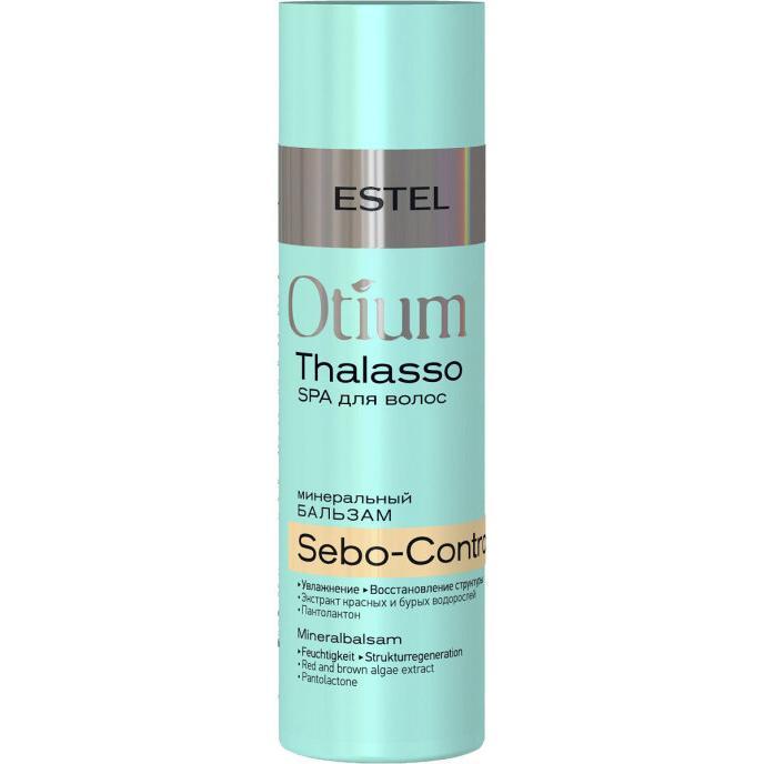 Минеральный бальзам для волос Otium Thalasso Sebo-Control фото