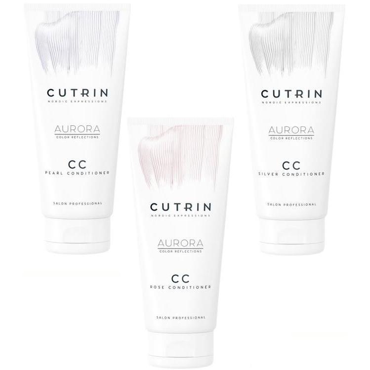 Купить Тонирующая маска Aurora Color Care для светлых волос (CUC08-55045, 01, Перламутровый блеск, 200 мл), Cutrin (Финляндия)