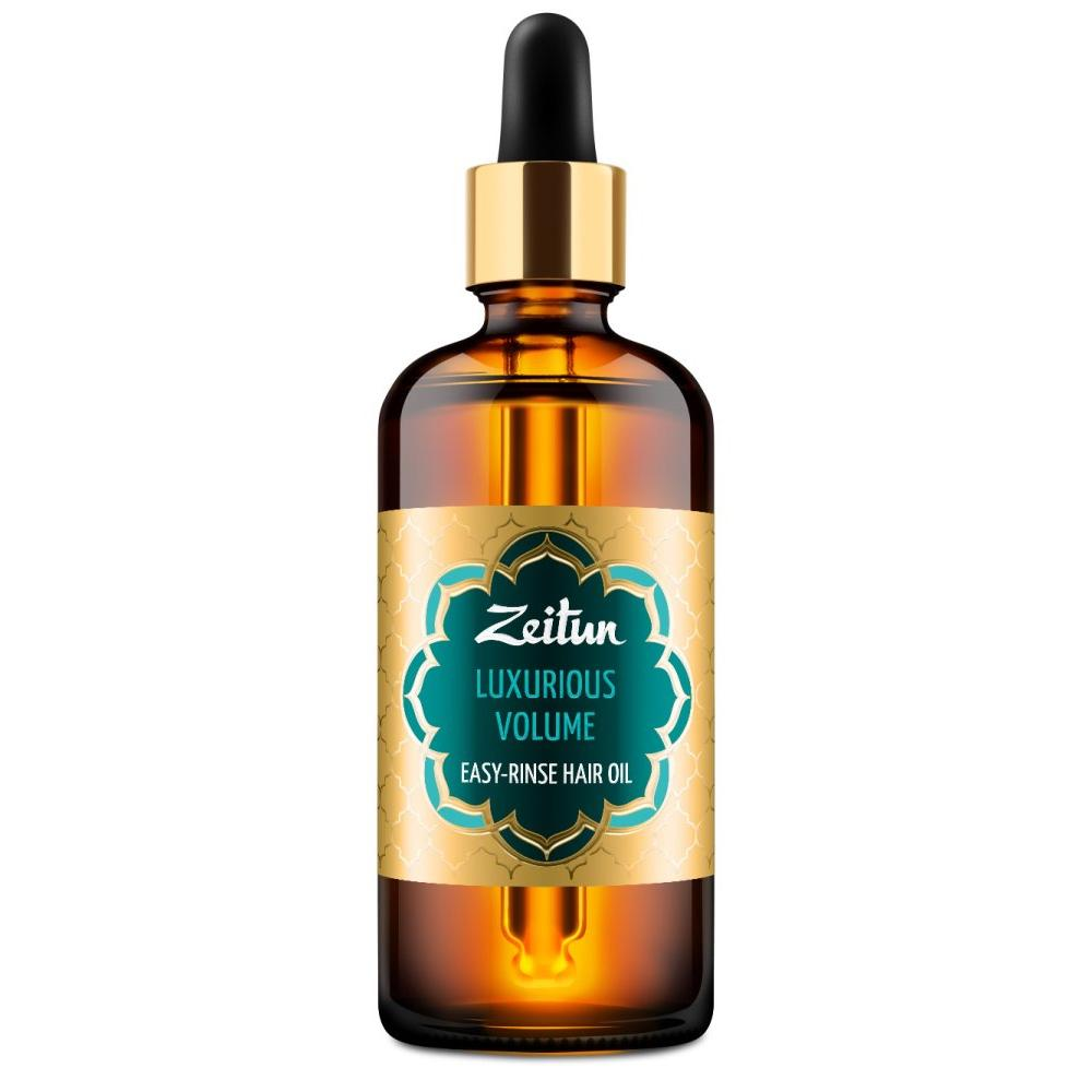 Купить Легкосмываемое масло для волос Роскошный объем, Zeitun (Иордания)