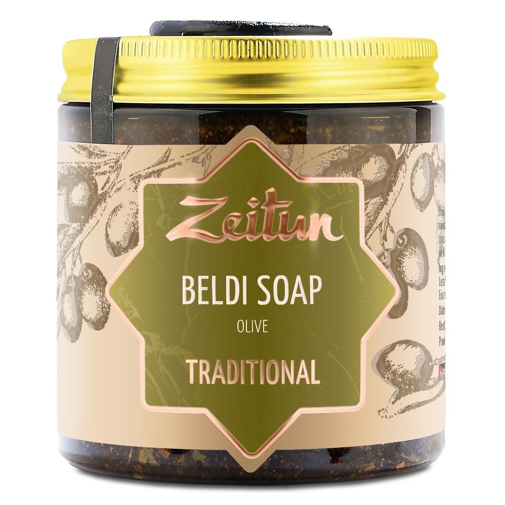 Традиционное марокканское мыло Бельди Олива фото
