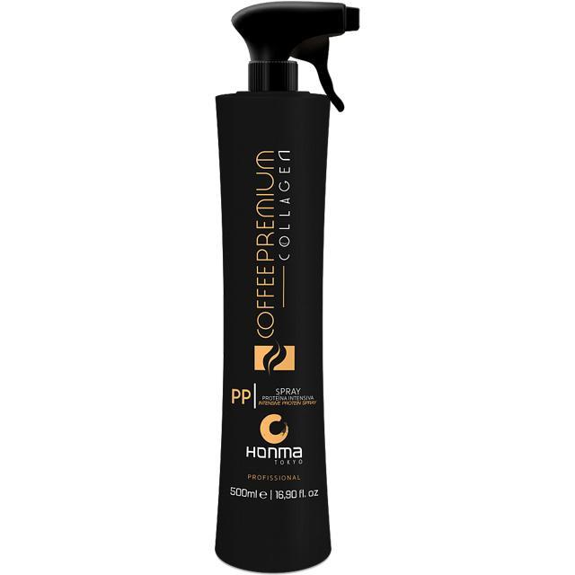Протеиновый спрей Spray Protein Effects Coffee Premium Collagen - Шаг 3 (HT_810, 50 мл) фото
