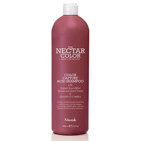 Фиксирующий шампунь для окрашенных волос Color Capture Acid Shampoo Acidifying post-colouring (27114, 1000 мл)