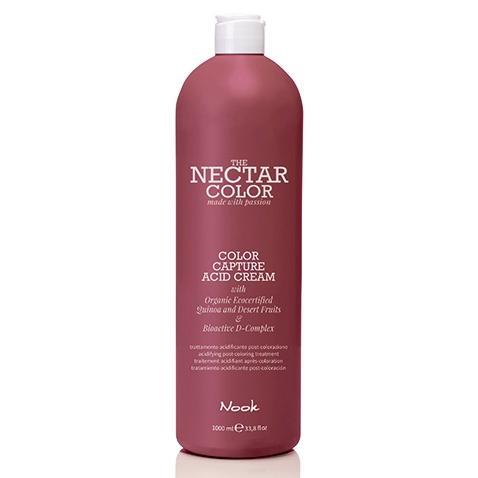 Купить Фиксирующий крем для окрашенных волос Color Capture Acid Cream Acidifying post-colouring treatment (27115, 1000 мл), Nook (Италия)