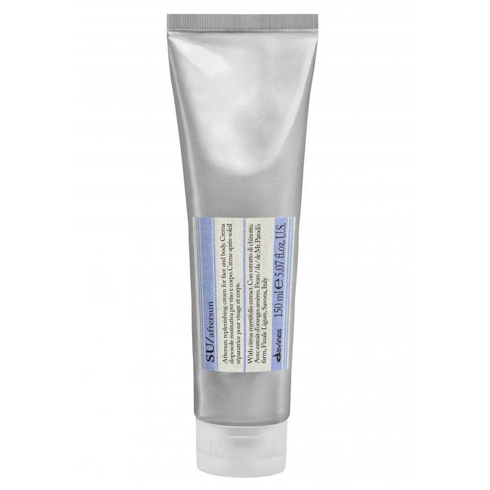 Купить Восстанавливающий крем после солнца для лица и тела Aftersun Replenishing Cream for Face and Body, Davines (Италия)