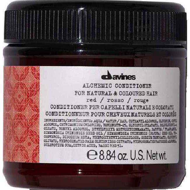 Кондиционер Алхимик для натуральных и окрашенных волос красных оттенков Alchemic Shampoo for natural and coloured hair (67241, 60 мл) фото