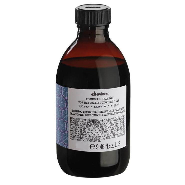 Шампунь Алхимик для натуральных и окрашенных волос серебряных оттенков Alchemic Shampoo for natural and coloured hair (67242, 90 мл) фото