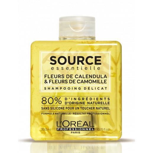 Шампунь для чувствительной кожи головы Source Essentielle, L'Oreal (Франция)  - Купить
