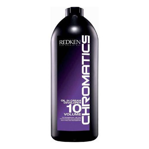 Проявитель крем-масло для краски Chromatics 10vol 3% Redken