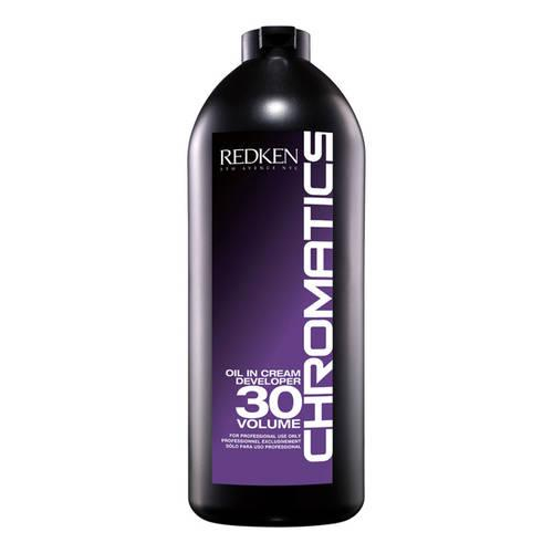 Проявитель крем-масло для краски Chromatics 30vol 9% Redken