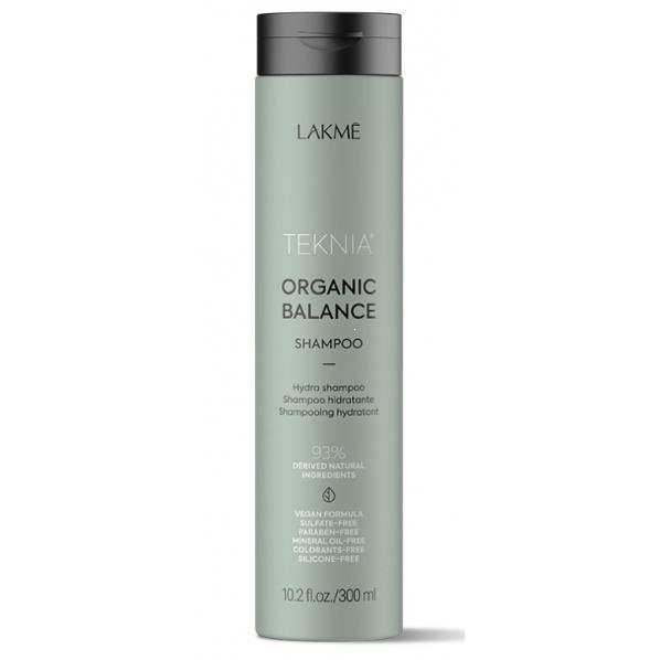 Бессульфатный увлажняющий шампунь для всех типов волос Organic Balance Shampoo (44111, 1000 мл) фото