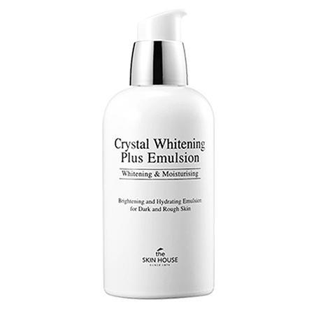 Осветляющая эмульсия против пигментации Crystal Whitening Plus Emulsion фото