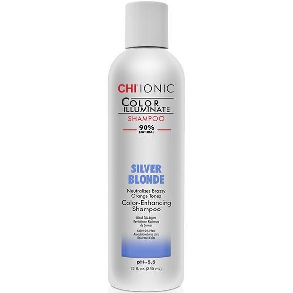 Шампунь Color Illuminate Silver Blonde Shampoo (CHICISBS12, 355 мл) фото
