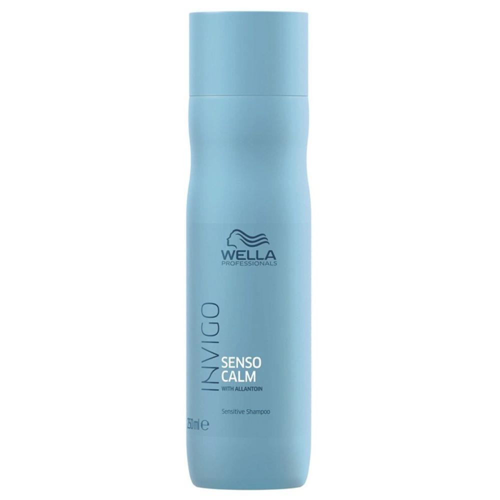 Шампунь для чувствительной кожи головы Invigo Balance Senso Calm Wella