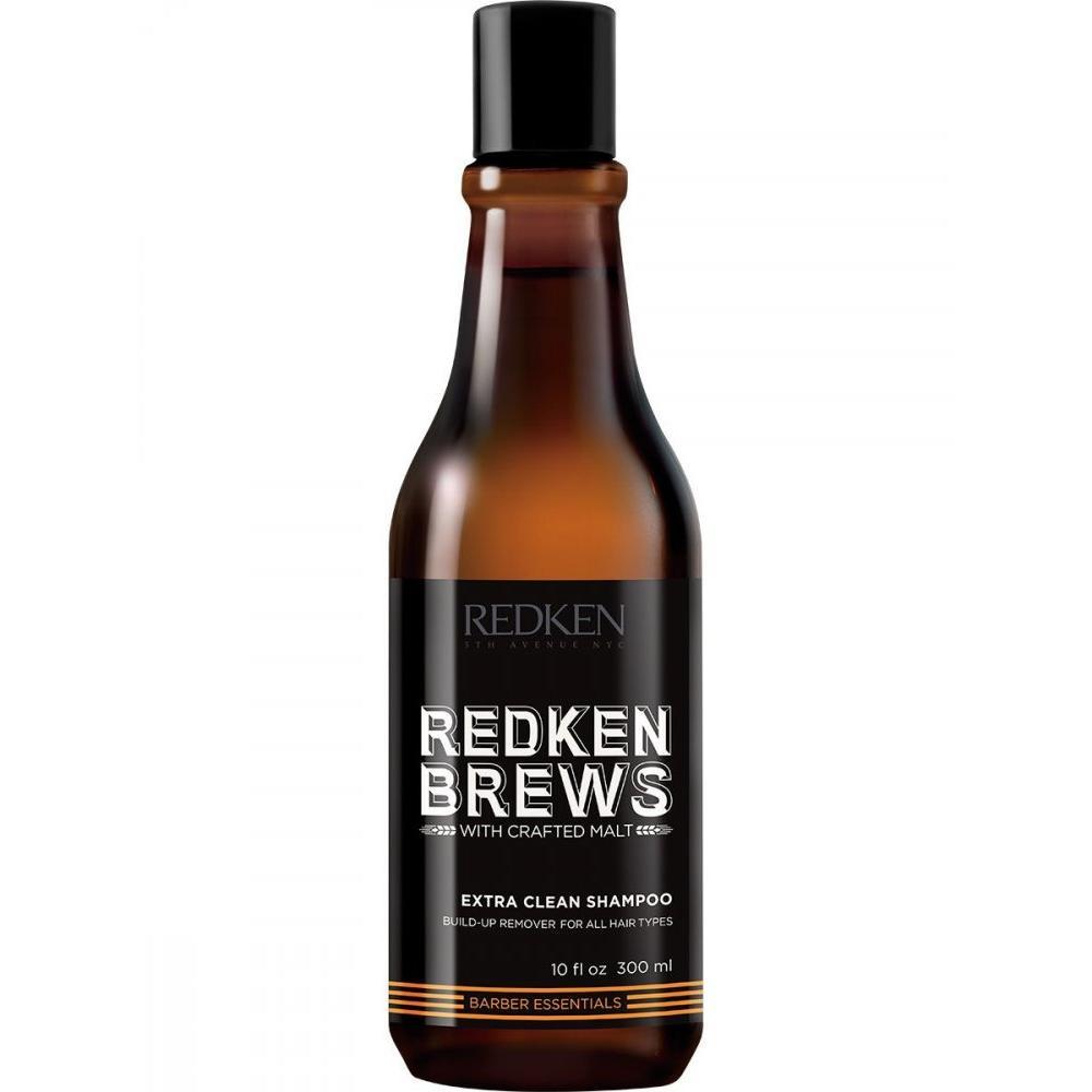 Шампунь для интенсивного очищения Brews Extra Clean (P1426501, 300 мл) Redken