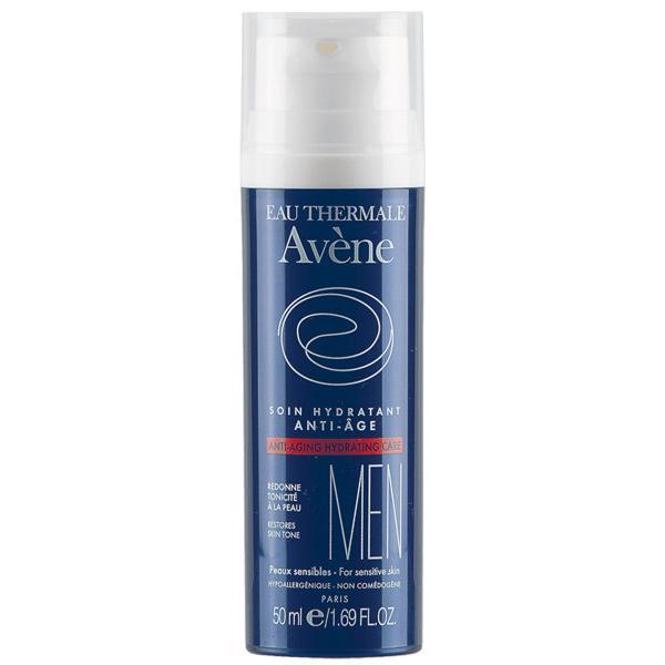 Антивозрастная увлажняющая эмульсия для мужчин (C51146, 50 мл) Avene