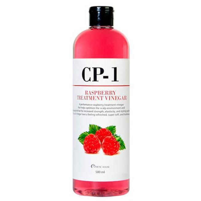 Купить Кондиционер-ополаскиватель для волос на основе малинового уксуса CP-1 Raspberry Treatment Vinegar, Esthetic House (Корея)