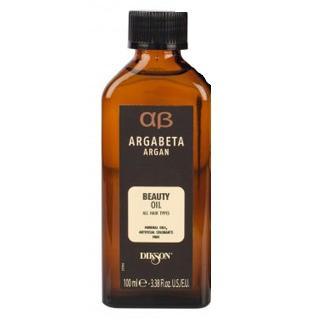 Масло для ежедневного использования с аргановым маслом и бета-кератином Beauty Oil Daily Use Dikson