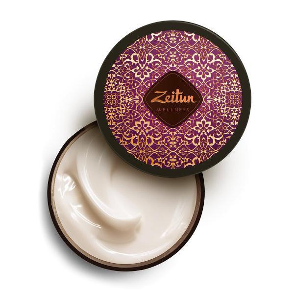 Купить Чувственный крем для тела Ритуал соблазна с жасмином и натуральным афродизиаком, Zeitun (Иордания)