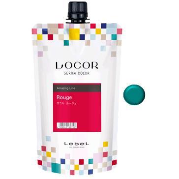 Оттеночный краситель-уход Locor Serum Color Turquoise Lebel Cosmetics