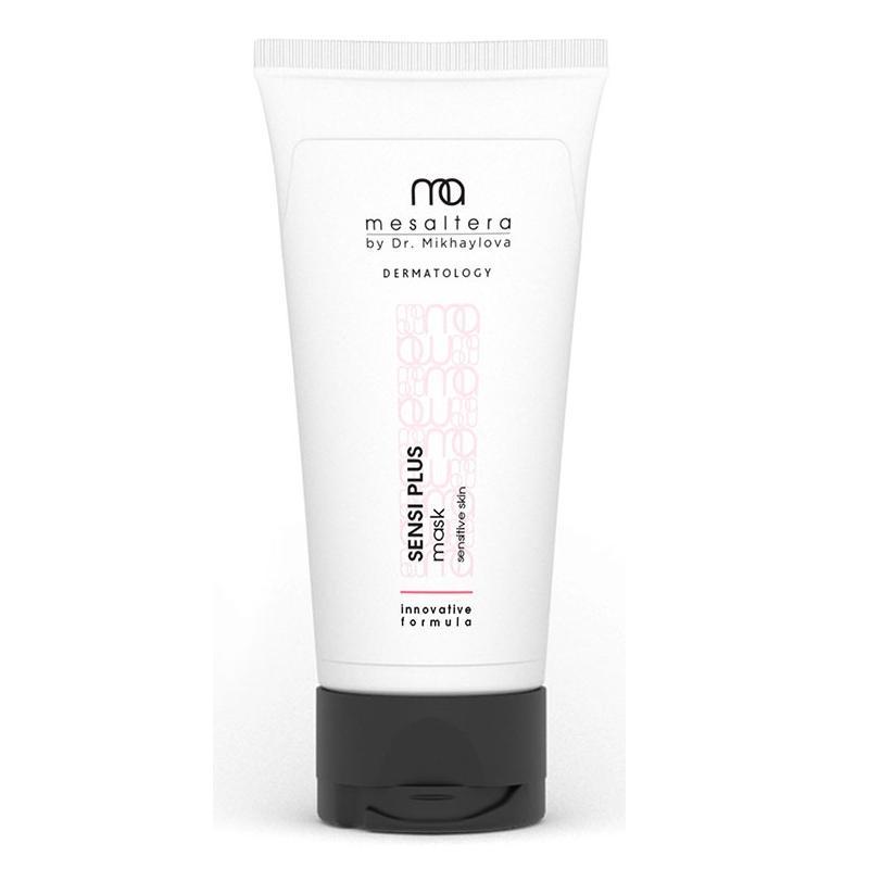 Купить Успокаивающая маска для чувствительной и раздраженной кожи Sensi Plus Mask (342719, 50 мл), Mesaltera By Dr. Mikhaylova (Россия)