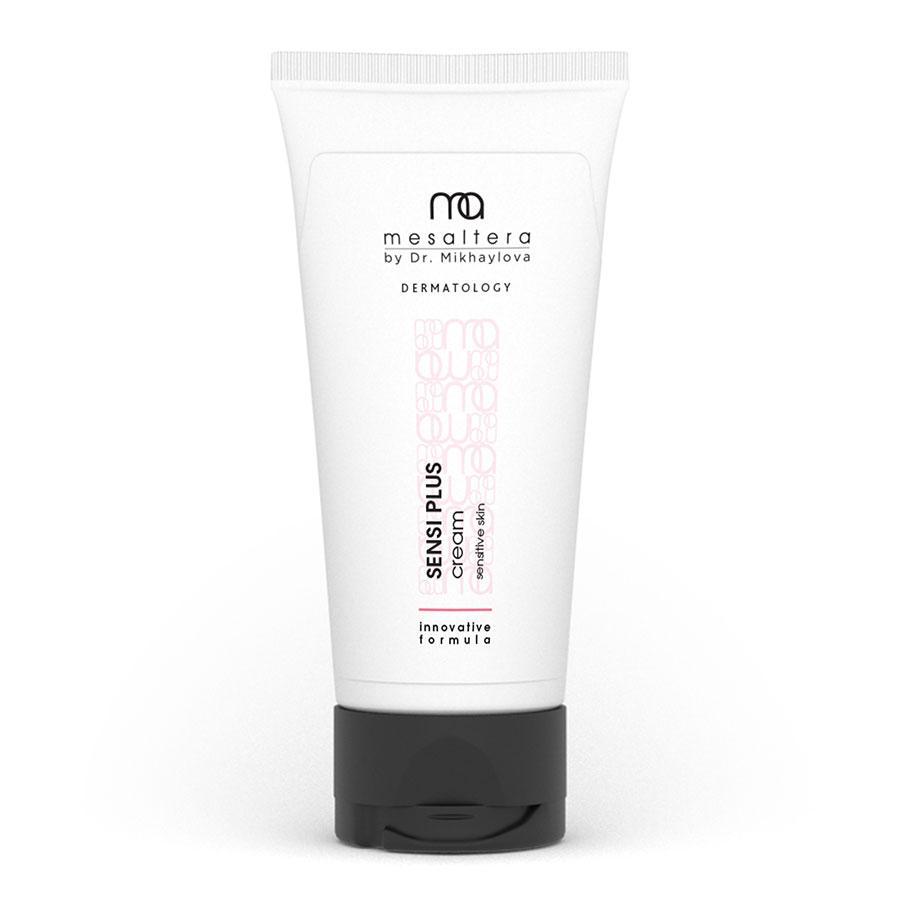 Купить Успокаивающий крем для чувствительной и раздраженной кожи Sensi Plus Cream (342702, 50 мл), Mesaltera By Dr. Mikhaylova (Россия)