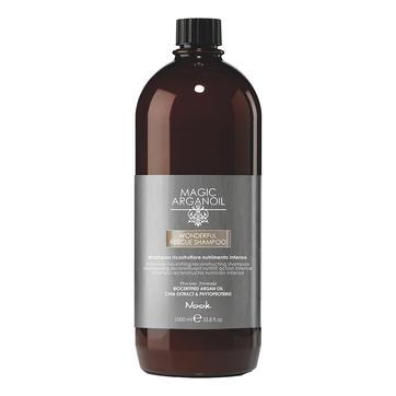 Реконструирующий интенсивно-питательный шампунь Wonderful Rescue Shampoo (27194, 1000 мл) фото