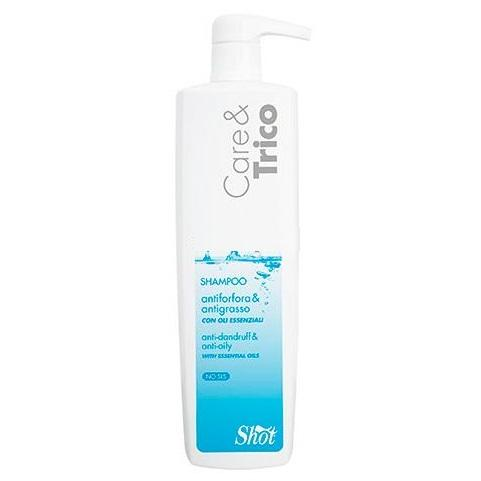 Шампунь против перхоти для жирной кожи головы Care and Trico (ш9443/SHTDES5, 250 мл)