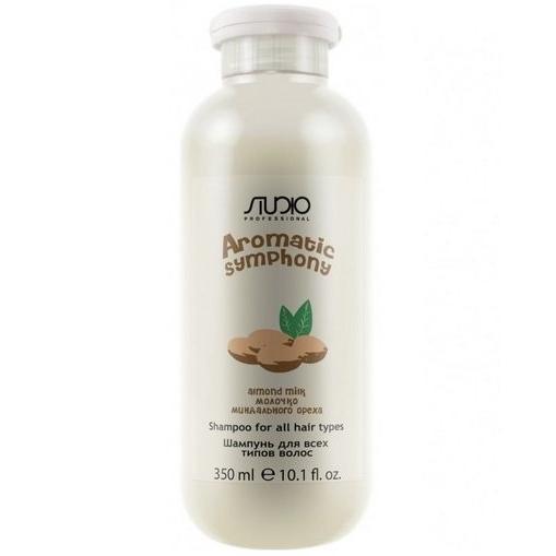 Шампунь для всех типов волос Молочко миндального ореха Aromatic Symphony, Kapous (Россия)  - Купить