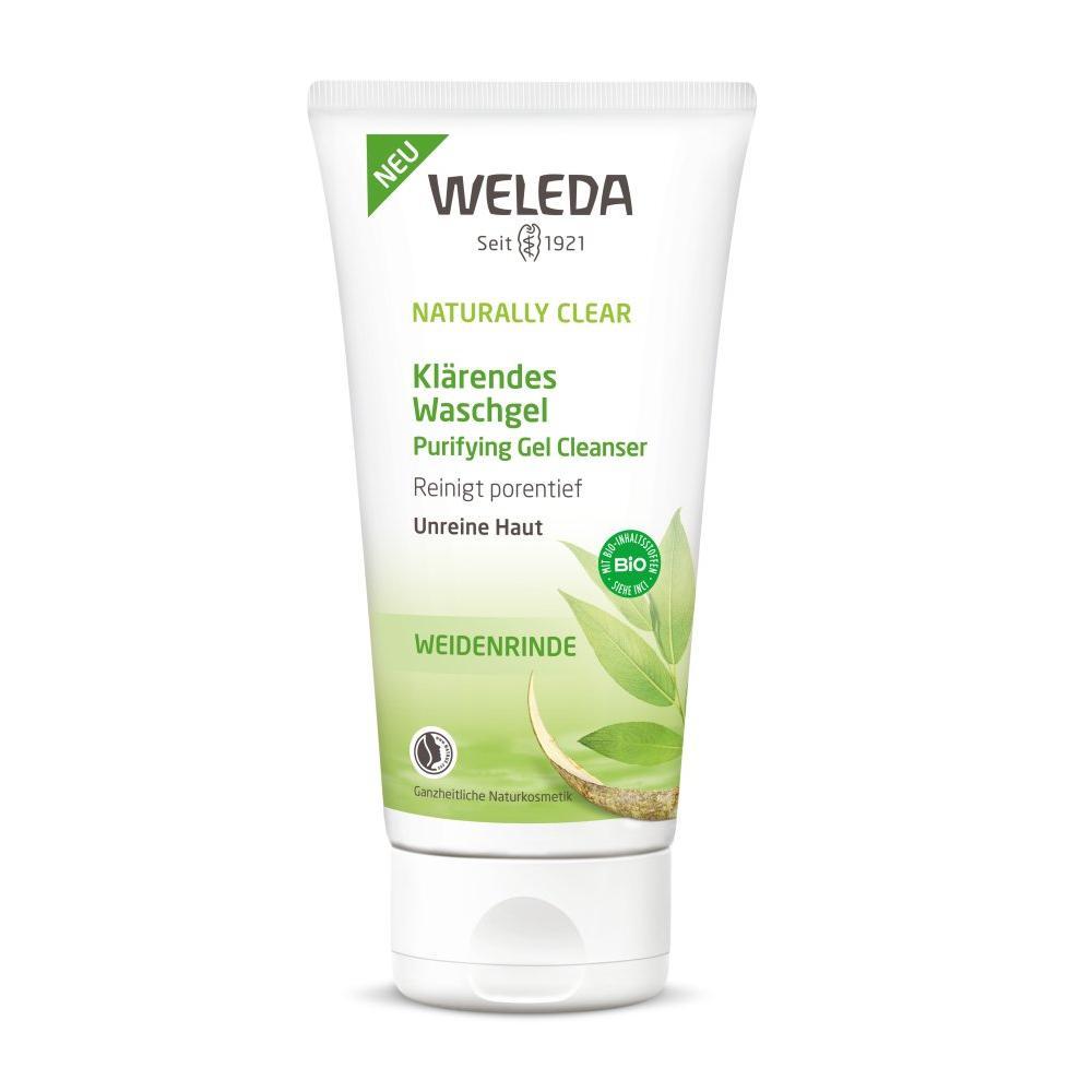 Купить Очищающий гель для умывания (7503, 100 мл), Weleda (Германия)