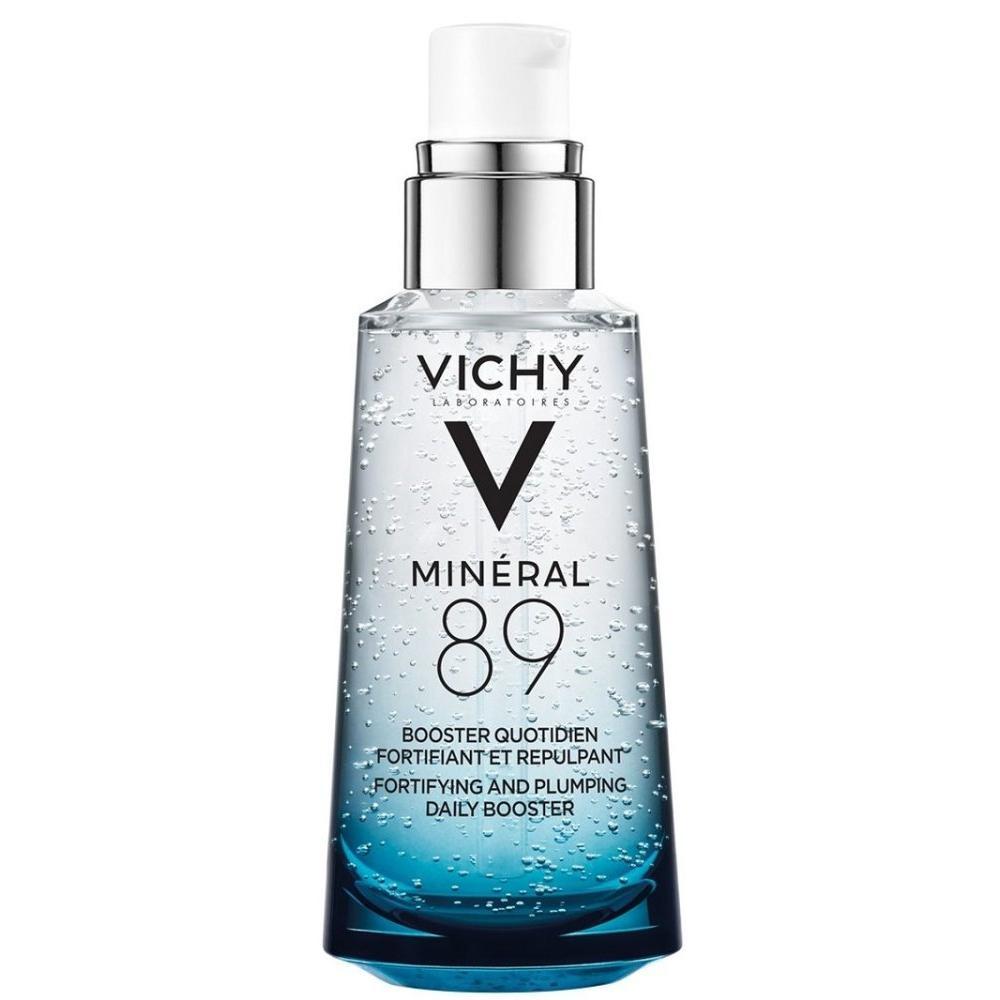 Ежедневная гель-сыворотка для кожи, подверженной внешним воздействиям Mineral 89 (M9154800, 50 мл) Vichy