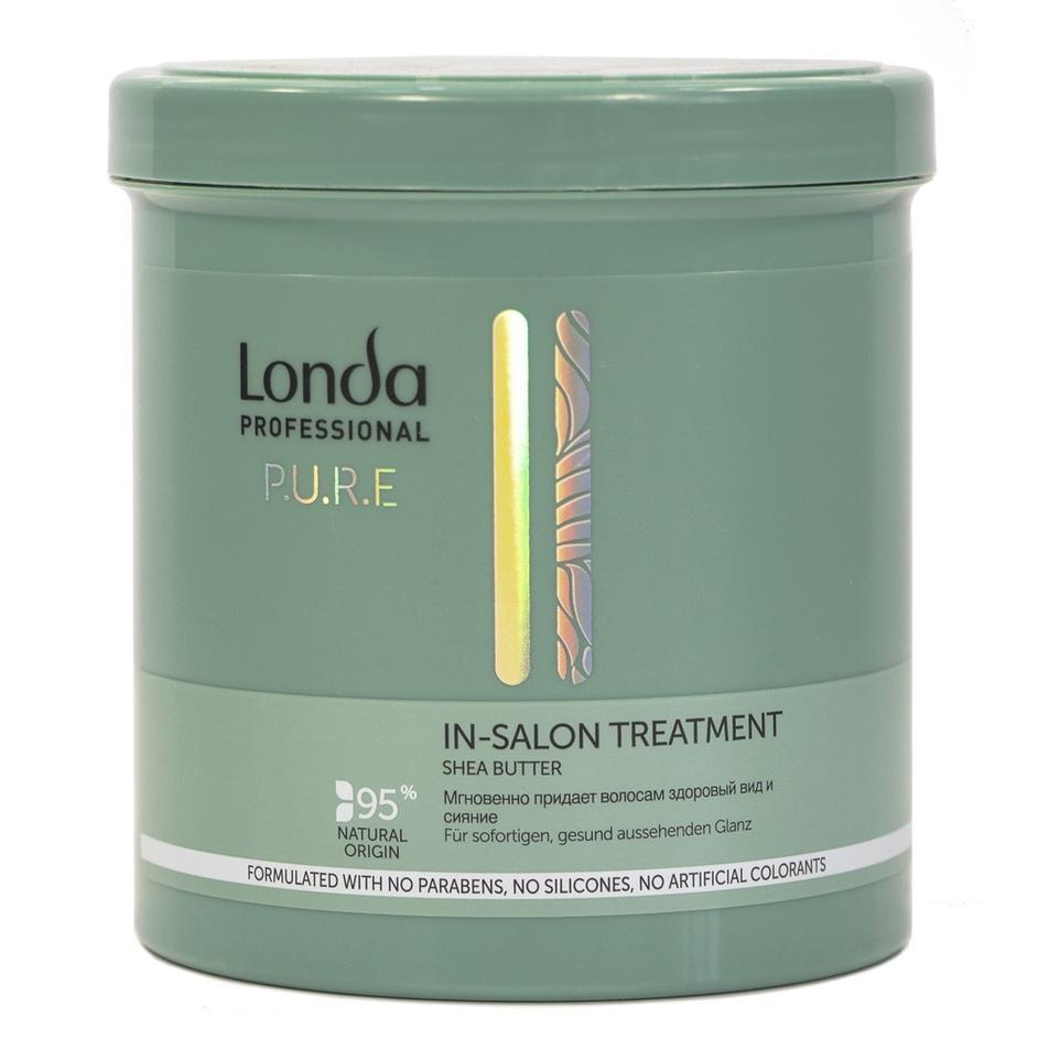 Купить Маска для волос с ингредиентами натурального происхождения P.U.R.E. (99240012981/1202, 750 мл), Londa (Германия)