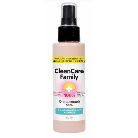 Очищающий гель CleanCare Family